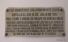 Ermita de la Virgen del Carmen (Landahlauts) Tags: andalucia andalusia andalusien 1951 andalousie andalusie garrucha andaluzia andalusi andaluzja andaluzio    endulus   canonpowershotg11  andalouzia andalusiya comarcadellevantealmeriense  ermitadelavirgendelcarmen