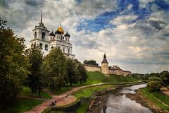 Fairytale Pskov #5 (Unicorn.mod) Tags: cityscape textures kremlin pskov landsape 2015 canonef24105mmf4lisusm diamondclassphotographer flickrdiamond canoneos6d