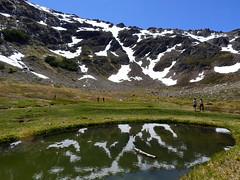 Cerro Cocinero (Mono Andes) Tags: patagonia argentina reflejo andes chubut parquenacional parquenacionallosalerces cerrococinero