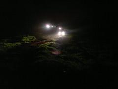 Light, dark, light, dark, light, dark... More dark (Lucas Lyoto) Tags: light shadow black luz night dark carro noite farol