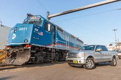 F150PH-3C (sullivan1985) Tags: ford truck metro north nj meadows f150 maintenance jersey mmc complex platinum 2012 njt kearny 4911 njew njtr f40ph3c