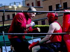 Boxe Popolare San Lorenzo (luca skill) Tags: sanlorenzo gym boxe csoa pugilato palestrapopolare