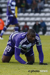 10580924-109 (rscanderlecht) Tags: sports sport foot football belgium soccer playoffs oostende roeselare ostend voetbal anderlecht playoff rsca mauves proleague rscanderlecht kvo schiervelde jupilerproleague
