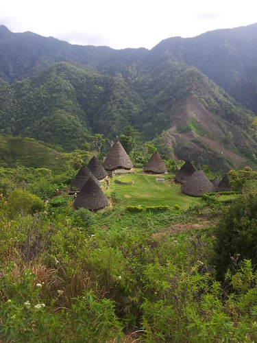 We spent Christmas 2015 in this remote and ancient mountain village called Wae Rebo, Flores, Indonesia.