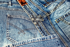Just jeans (jinterwas) Tags: blue abstract texture closeup blauw free overlay bleu cc jeans creativecommons denim bluejeans cloth textuur spijkerbroek stof freetouse pairofjeans