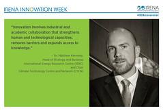 InnovationWeek_MatthewKennedy (International Renewable Energy Agency (IRENA)) Tags: energy innovation renewable tweets internationalrenewableenergyagency