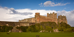 Bamburgh Castle (S.R.Murphy) Tags: england building heritage history architecture northumberland bamburgh historicalbuilding bamburghcastle canon24105 canon6d april2016