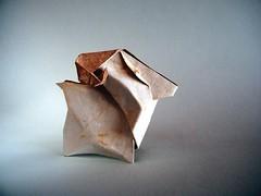 Dall Sheep (Rui.Roda) Tags: de origami sheep papiroflexia dall carneiro carnero papierfalten