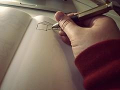 Kaweco SketchUp (Markus Rdder (ZoomLab)) Tags: sketch mine sketchup bleistift schreiben blei skizze werkzeug kaweco zeichnen graphit anspitzer skizzieren notieren zoomlab fotodinge fallbleistift