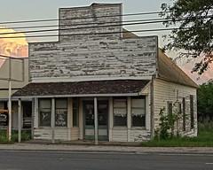 Abandoned Store   Harper, Texas (steveartist) Tags: oldbuildings storefronts stores weatheredwood woodenbuildings stevefrenkel