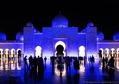 Sheikh Zayed Mosque,    , Abu Dhabi, United Arab Emirates (Gaston Batistini) Tags: canon united mosque emirates zayed arab abu dhabi sheikh    batistini gbatistini gastonbatistini  5dsr