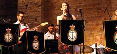 GS139673 (Kiwicanary) Tags: new big december navy band royal 4th auckland zealand vic grenfell devonport neville clo the 2015 chaperon