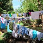 Laundry lines at Crisis Nursery orphanage thumbnail