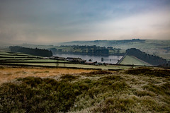 Lower Laithe distant shot (jackharrybill) Tags: water landscape westyorkshire haworth lowerlaithereservoir