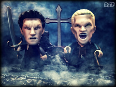 Welcome to Hellmouth (Rooners Toy Photography) Tags: angel toys jamesmarsters scifi spike sciencefiction buffy figures vampires buffythevampireslayer davidboreanaz rooners titansvinylfigures welovetitans rtpinstagram