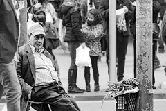 (Israel LIez Domnguez) Tags: street portrait people white black history nikon documentary monocromatic documental d7100 nikond7100