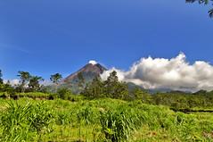DSC_0042 (fredy_ngahu) Tags: cloud mountain nature indonesia landscape nikon outdoor yogyakarta merapi d90 fredyngahu