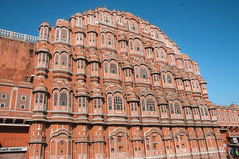 Hawa Mahal (Palace of the Winds) (RiserDog) Tags: india asia palace jaipur hawamahal palaceofthewinds