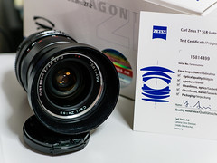 Zeiss Arrival (H.H. Mahal Alysheba) Tags: macro lens lumix gear indoor cameraporn distagon carlzeiss gx7 ef100mm28l