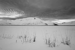 Wonder Castelluccio Stage II (luca_pictures) Tags: bw tramonto nuvole cielo neve inverno bianco bellezza ghiaccio silenzio vettore tranquillit castellucciodinorcia parconazionaledeimontisibillini piangrande