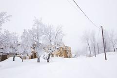 into the white. (jrseikaly) Tags: winter white snow building jack photography hotel cedars repos seikaly jrseikaly