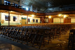 Old School Movie Theater () Tags: architecture asia theater theatre taiwan oldschool  hualien  movietheater