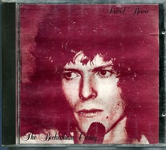 David Bowie  The Beckenham Oddity (CD) (The Wright Archive) Tags: uk music david london 1969 bowie chelsea track occasional grove song album cd 1987 dream an singer disc oddity compact beckenham spaceoddity clairville the
