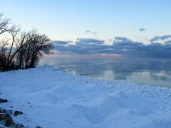Lake Ontario at Jordan Harbour (Sean_Marshall) Tags: winter ontario lincoln lakeontario niagararegion jordanharbour
