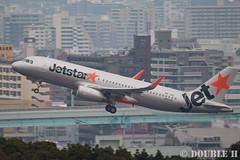 Fukuoka Airport 2016.1.17 (18) 9V-JSS / 3K's A320-200 (double-h) Tags: airplane a320   fuk a320200 fukuokaairport  rjff jetstarasiaairways 9vjss eos7dmarkii ef100400mmf4556lisiiusm accinfukuoka