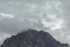 Il tempo (Alessandra Buccheri) Tags: winter mountain nebbia montagna carrara cavedimarmo