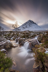 Back to the Highlands (Jonathan Combe (Thank you for 400,000 views!)) Tags: longexposure sky clouds landscape scotland nikon