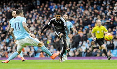 Leicester City v Manchester City (Alex Hannam) Tags: leicester manchestercity leicestercity leicestercityfootballclub riyadmahrez