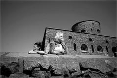 Marstrand (P-O Alfredsson) Tags: castle sweden borg sverige marstrand bohusln fstning befstning helenaklarn ingridstenow