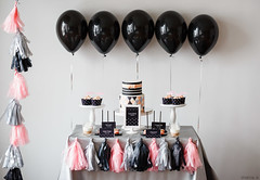 (spartak_studio) Tags: pink inspiration black colour beauty cake bar contrast silver table muffins cupcakes photo gut shine candy balloon peach celebration harmony sweets tiramisu subject pops decor macaroons  restraint        refinement