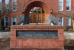 Waldschmidt Hall (kale.kanaeholo) Tags: oregon portland hall university waldschmidt