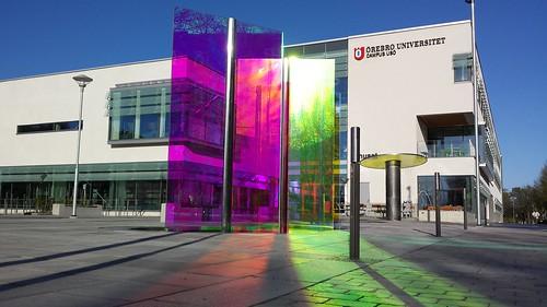 Örebro universitet - Campus USÖ by lassman63, on Flickr