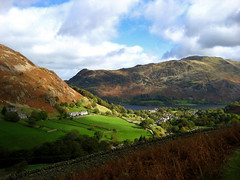 Glenridding Light (Nick Thorne, Bodian Photography) Tags: 2009 bybodianphotography bynickthorne cumbria england fells flickr geographicalfeatures lakedistrict light location photographer themed ullswater valley year