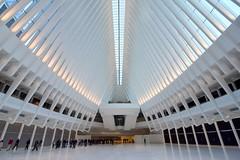 WTC | OCULUS (roccocell) Tags: nyc financialdistrict calatrava wtc lowermanhattan oculus roccocell