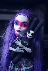 . (Elina-Doll) Tags: monster high doll power spectra mattel ghouls vondergeist polterghoul