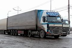 Volvo FH12.420  T 848 NUM (KZ) (zauralec) Tags: auto car t volvo kz num   848  kurgan       fh12420  shoppingcenterhypercity