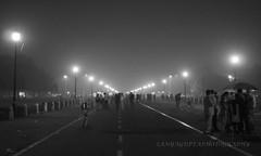 Never Ending Road....... (sanyagupta09) Tags: road lighting new city travel india beautiful night photography lights niceshot view delhi sony exploring citylights nightview photooftheday picoftheday bestshot capturing travelphotography sonyalpha sonydslr travelphotographer randomclick