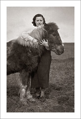 Fashion 0204-38 (Steve Given) Tags: woman fashion lady familyhistory pony socialhistory