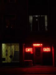 Calle San Martn (crisporellana) Tags: santiago noche nen