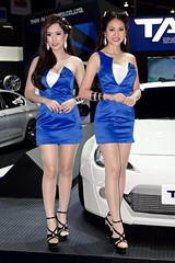 Beautiful, sexy presenters for TAM Engineering at the 37th Bangkok International Motorshow at IMPACT Challenger in Muang Thong Thani, Nonthaburi, Thailand (UweBKK ( 77 on )) Tags: auto show girls woman sexy cars beautiful beauty fashion thailand design hall women automobile asia dress bangkok sony models engineering style automotive exhibition event international thong impact motor southeast 37 alpha dslr thani 77 tam challenger slt motorshow 37th presenters muang nonthaburi