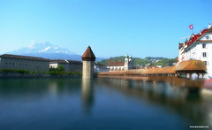Beautiful Luzern (iJoydeep) Tags: nature landscape switzerland luzern lakeluzern ijoydeep