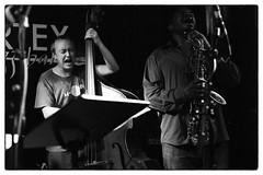 Louis Moholo-Moholo's Five Blokes @ Vortex Jazz Club, London, 16th March 2016 (fabiolug) Tags: leica blackandwhite bw music vortex london monochrome zeiss 50mm blackwhite concert singing bass live gig livemusic performance jazz rangefinder scream monochrom sax saxophone johnedwards biancoenero dalston doublebass sonnar freejazz leicam zeisssonnar 50mmf15 jasonyarde alexanderhawkins fiveblokes louismoholo vortexjazzclub sonnar50mm fourblokes shabakahutchings zeisscsonnar louismoholomoholo zeisszm50mmf15csonnar mmonochrom leicammonochrom leicamonochrom zeisscsonnartf1550mmzm vortexjazz