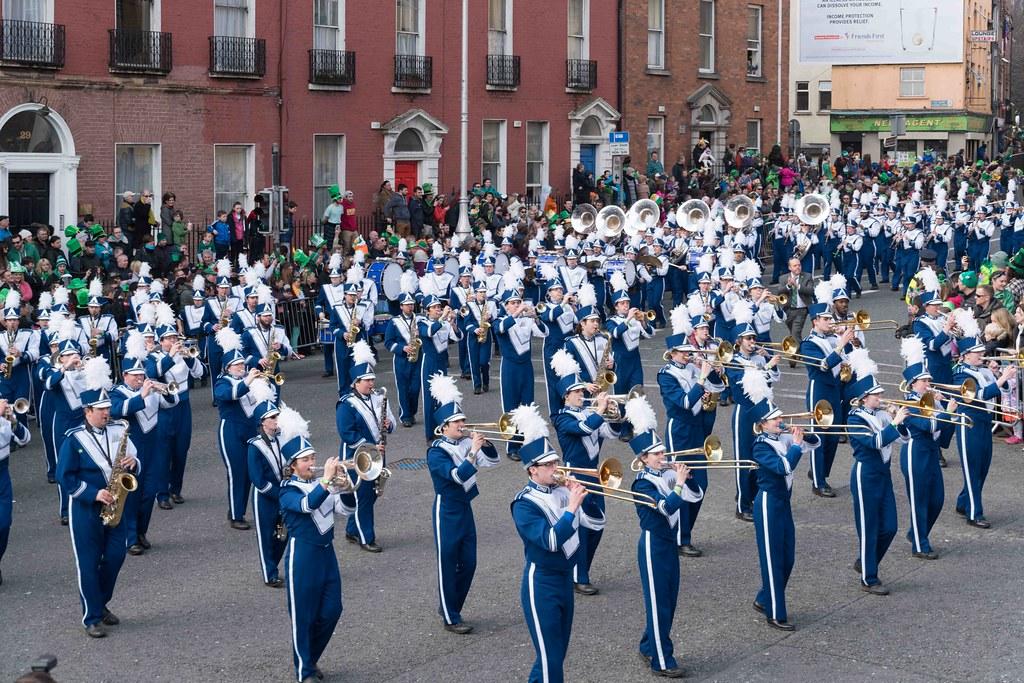 Christopher Newport University Marching Captains-112431