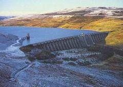 Loch Errochty Dam (gis_uwe) Tags: dam reservoir loch hydroelectric hydropower errochty