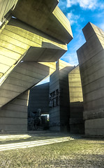 Monument founders of the Bulgarian state - Shumen! (Hasan Yuzeir) Tags: monument concrete phone state samsung landmark bulgaria galaxy founder shumen hasanyuzeir