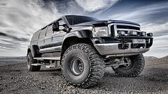 Super Jeep (ZeroOne) Tags: sky terrain mountain nature car rocks jeep offroad 4x4 machine 4wd epl3
